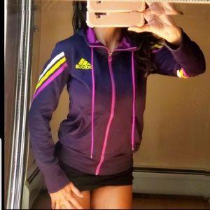 Adidas jacket XS-S